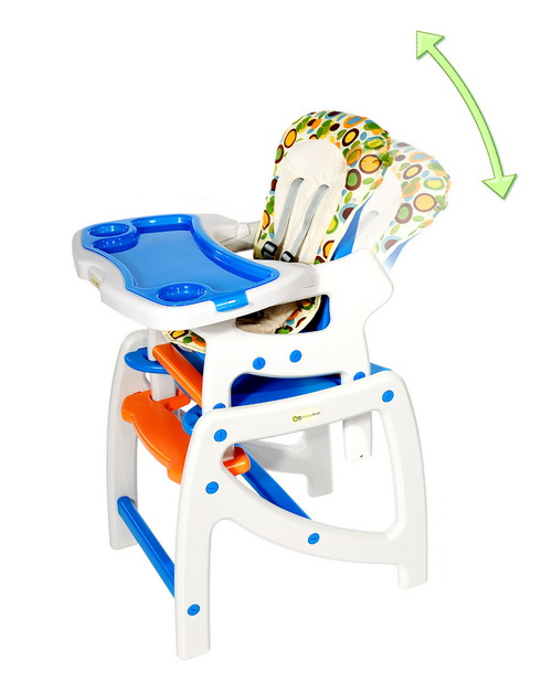 Scaun de masa Multifunctional PLANET KinderKraft