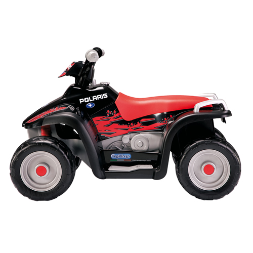ATV 6V Polaris Sportsman 400 Peg Perego