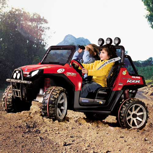 Atv copii 24v Polaris RANGER RZR Peg Perego