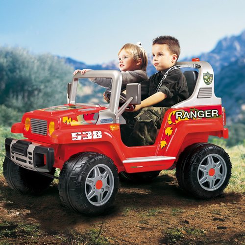 Jeep copii 12V Ranger 538 Peg Perego