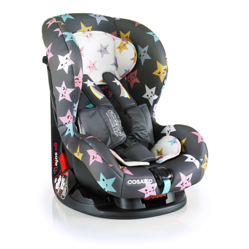 Scaun auto Cosatto Moova 9-18 kg HAPPY HUSH STARS (5 P PLUS)