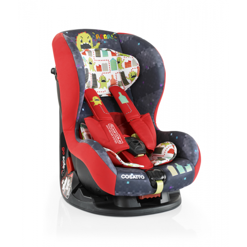 Scaun auto Cosatto Moova 9-18 kg MONSTER ARCADE (5 P PLUS)