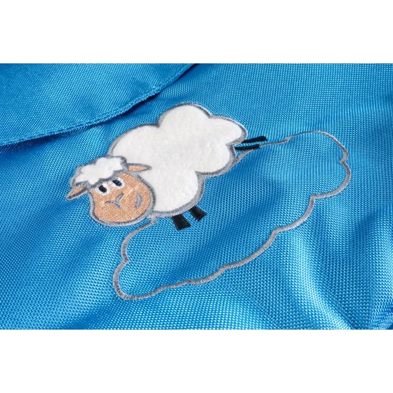 Sac de iarna de lana Sensillo