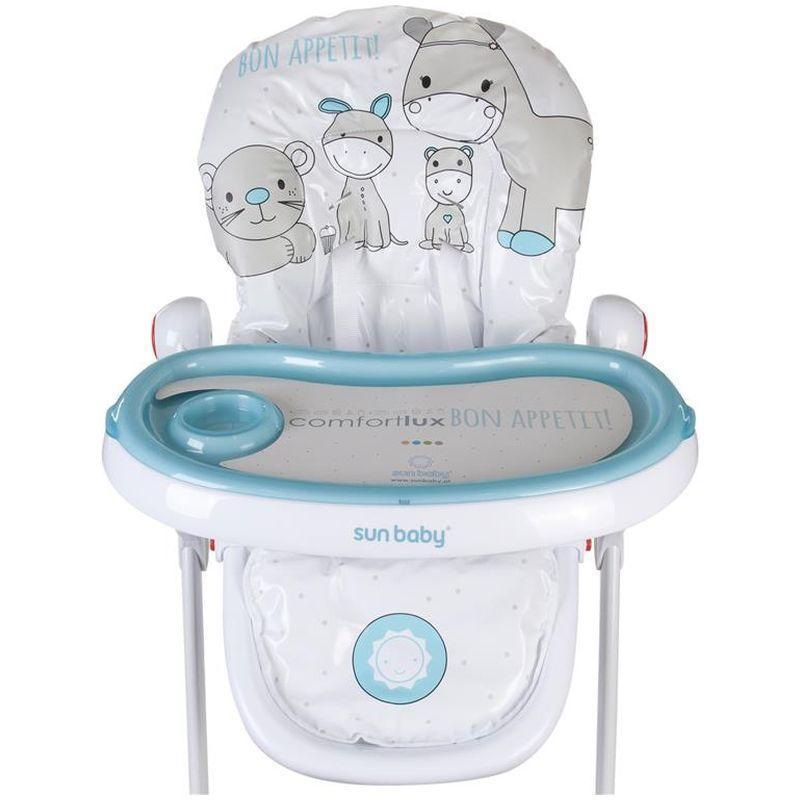 Scaun de masa Comfort Lux - Sun Baby