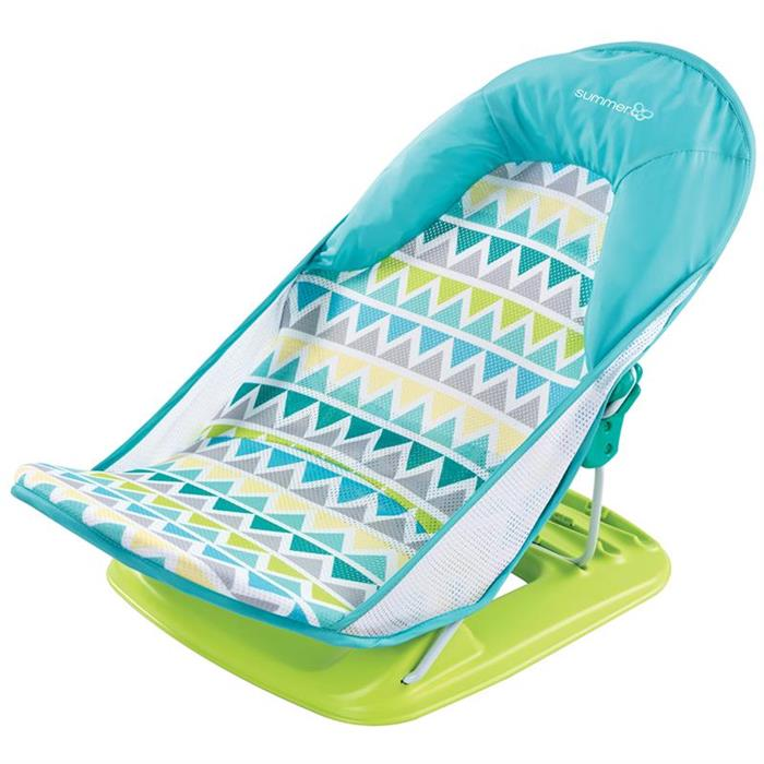 Summer Infant 09586 - Suport Pentru Baita Deluxe Triangle Stripe