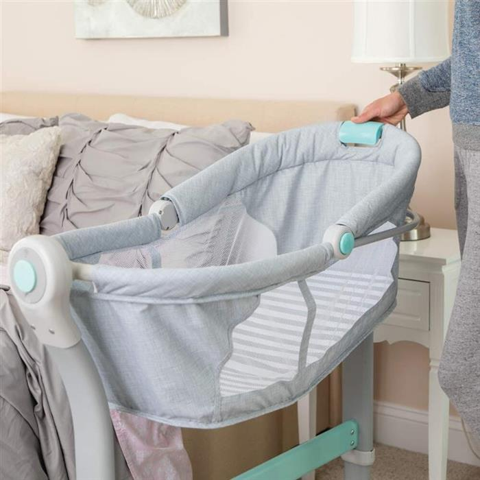 Summer - 91396 Sleeper cu vibratii si muzica By your bed Grey