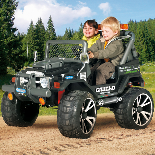 Jeep copii 24V Gaucho Superpower Peg Perego