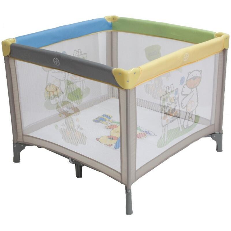 Tarc de joaca Sleep & Play Amalfy - Bear