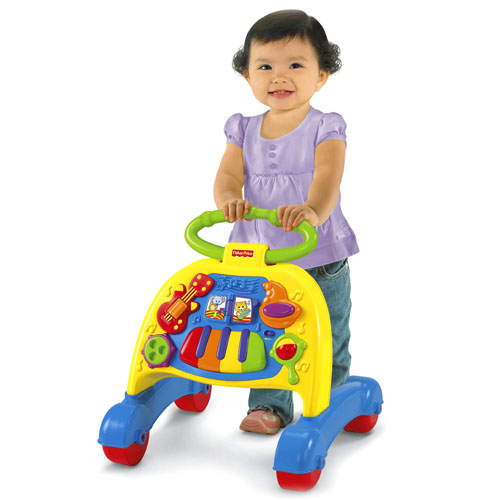 Antepremergator 2 in 1 Musical Walker Fisher-Price