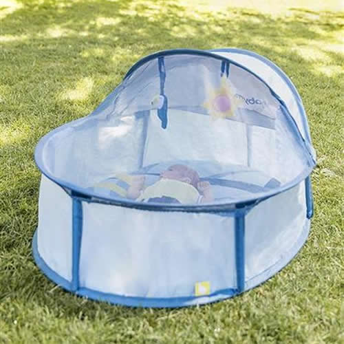 Babymoov- A035208 - Cort Anti-Uv Big Babyni 2 In 1 Tropical