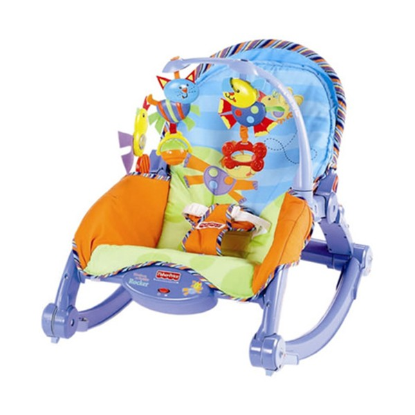 Balansoar 2 in 1 Fisher Price Deluxe