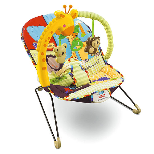 Balansoar Fisher Price Love u Zoo Playtime