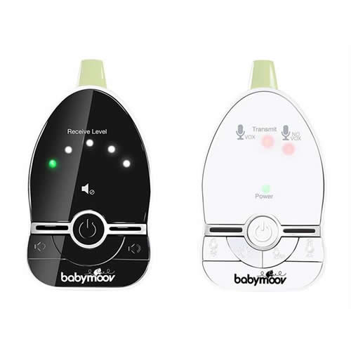 Interfon New Easy Care cu lampa de veghe Babymoov A014013