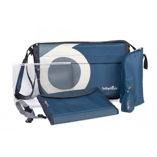 Geanta multifunctionala Messenger Bag Petrole Babymoov A043548