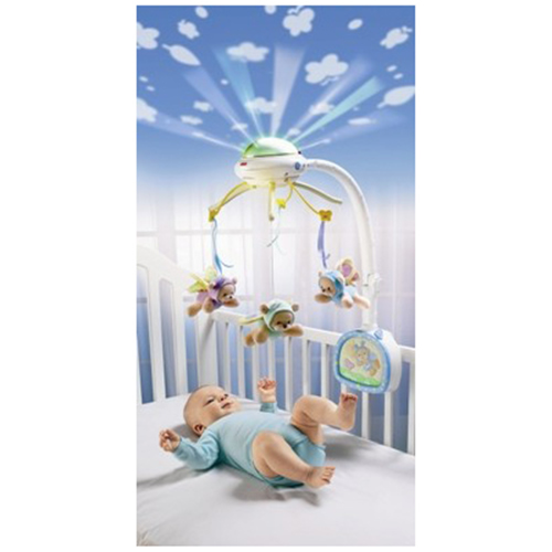 Carusel Fisher Price Butterfly Dreams