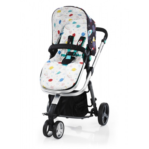 Carucior 2 in 1 Cosatto Giggle SPACE RACER Limited EDT
