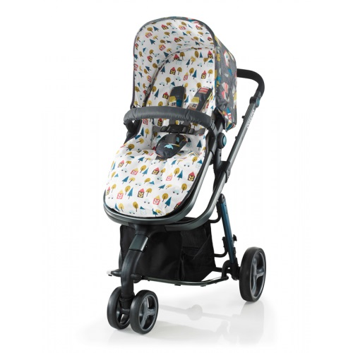 Carucior 2 in 1 Cosatto Giggle HYGGEE HOUSES Limited EDT