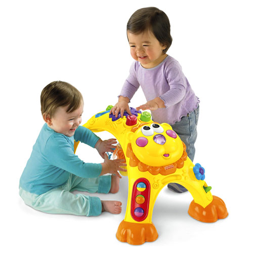 Centru activitati Cruise Around Activity Lion Fisher-Price