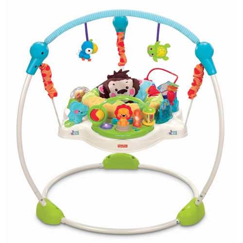 Centru activitati Fisher Price Precious Planet Jumperoo