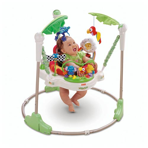 Centru activitati Fisher Price Rainforest Jumperoo