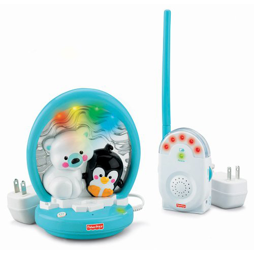 Interfon Fisher Price Precious Planet