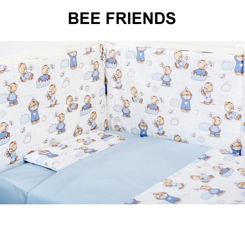 Bebedeco � Aparatoare laterala patut Bee Friends