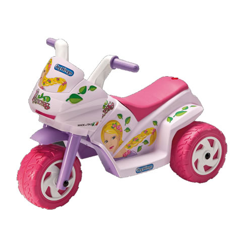 Motocicleta copii 6V Mini Princess Peg Perego