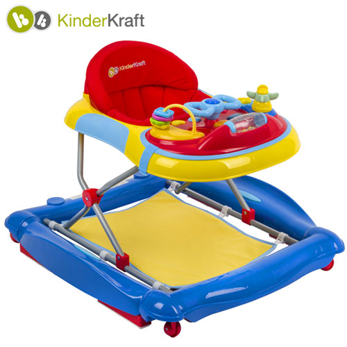 Premergator muzical Moov 3 in 1 Kinderkraft
