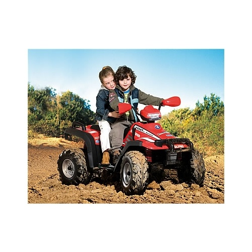 ATV 12V Polaris Sportsman 700 Twin Peg Perego