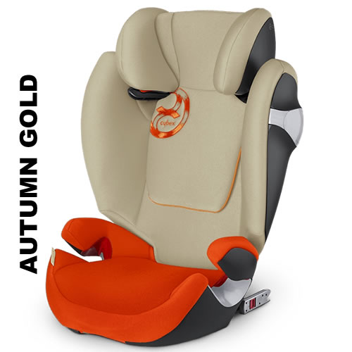 Scaun auto Cybex Solution M-Fix Gold 15-36 kg