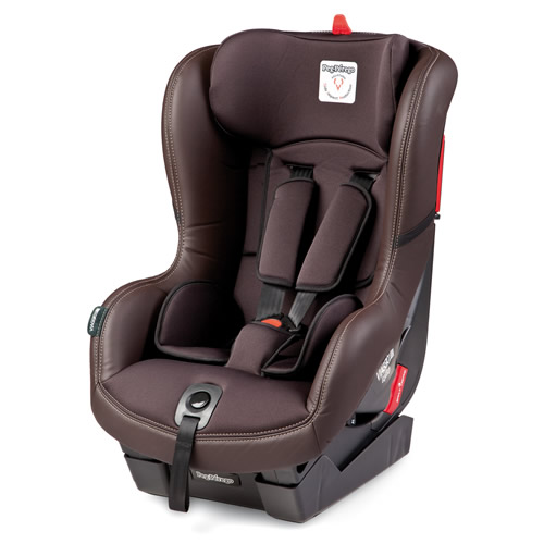 Scaun auto 9-18 kg Viaggio1 Duo-Fix ASIP Cacao Eco Leather Peg P