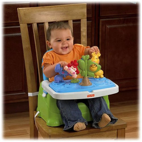 Scaun de masa Fisher Price Love u Zoo Booster