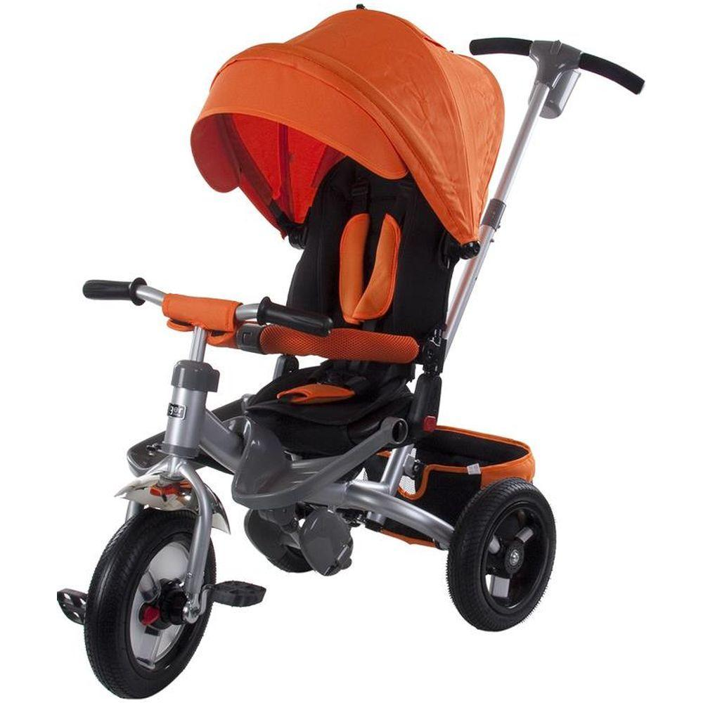 Tricicleta multifunctionala Little Tiger T400 Sun Baby