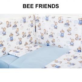 Bebedeco – Aparatoare laterala patut Bee Friends