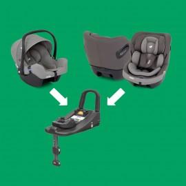 Pachet scaun auto Joie i-Venture - i-Snug si i-Base Advance