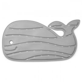 Covoras de baie antiderapant Skip Hop Moby Gri