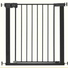 Poarta de siguranta Easy Close Metal Black Safety 1st