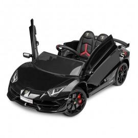 Masinuta electrica cu telecomanda Toyz Lamborghini Aventador SVJ 12V