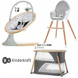 Pachet KinderKraft Grey Elegance
